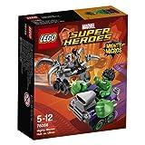 Lego Mighty Micros Hulk Vs Ultron, Multi Color