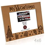 KATE POSH My 1st Christmas Picture Frame, My