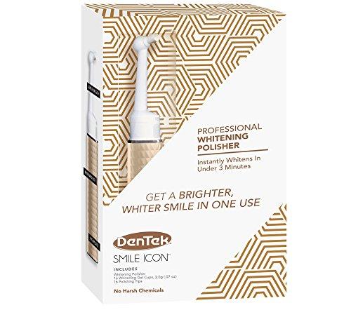 DenTek Professional Whitening Polisher Peroxide product image