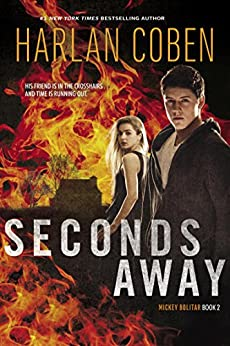 Seconds Away (Book Two): A Mickey Bolitar Novel by [Coben, Harlan]