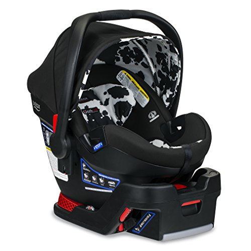 Britax B-Safe Ultra Infant Car Seat, Cowmooflage