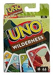 Mattel Uno Wilderness Card Game
