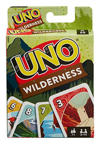 Price comparison product image UNO Wilderness Game