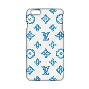 Cool-benz LV famous logo (3D)Phone Case for iPhone 6plus