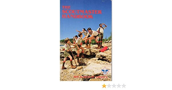 Scoutmaster handbook 9780839530022 amazon books fandeluxe Image collections