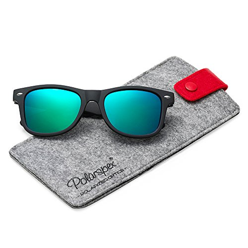 Polarspex Kids Children Boys and Girls Super Comfortable Polarized - Polarized Kids Sunglasses