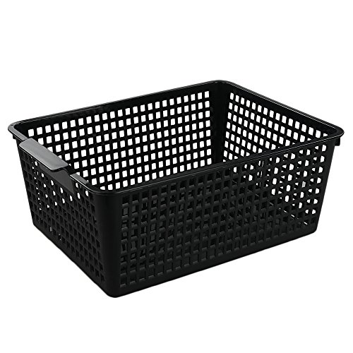 Galleon Begale Plastic Storage Bins Basket Organizer For Baby Toys