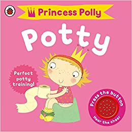 Princess Polly's Potty Training Book