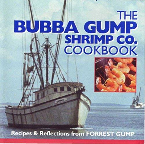 Bubba Gump Cookbook by David Greene