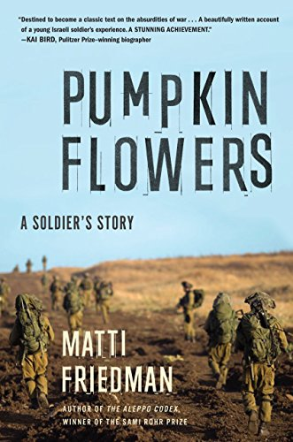 Pumpkinflowers: A Soldier's Story cover