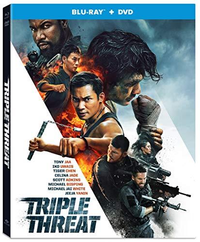Triple Threat [Blu-ray + DVD] (Brief Crossing)