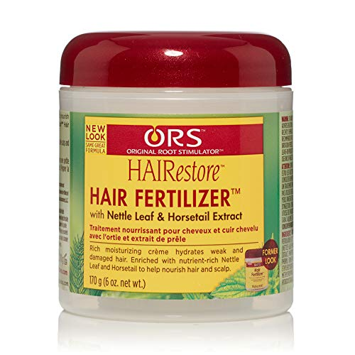 - ORS HAIRestore Hair Fertilizer with Nettle Leaf and Horsetail Extract 6 oz (Pack of 12)
