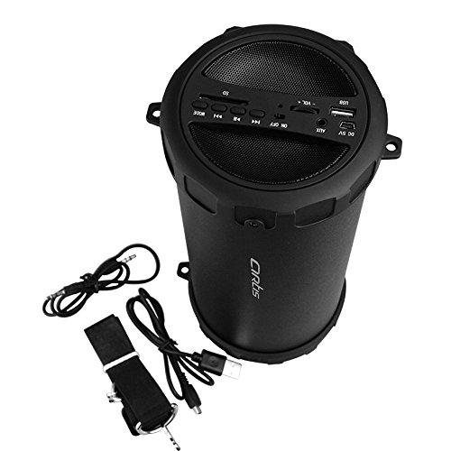 Artis Bt222 Wireless Portable Bluetooth Speaker With Amazon In