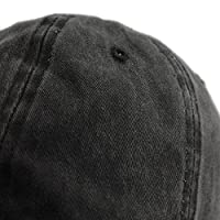 HH HOFNEN Unisex Washed Twill Cotton Baseball Cap Vintage Adjustable Dad Hat