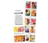 Toys : 10 Botanical Art USPS Forever First Class Postage Stamps Beautiful Flower Bloom