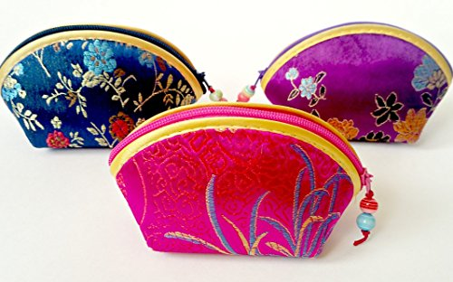 Small Cases For Carrying Your Luna Cup Menstrual (3 Mixed Color ()