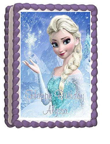 Frozen-Elsa-Edible-Frosting-Sheet-Cake-Topper-14-Sheet-Vertical