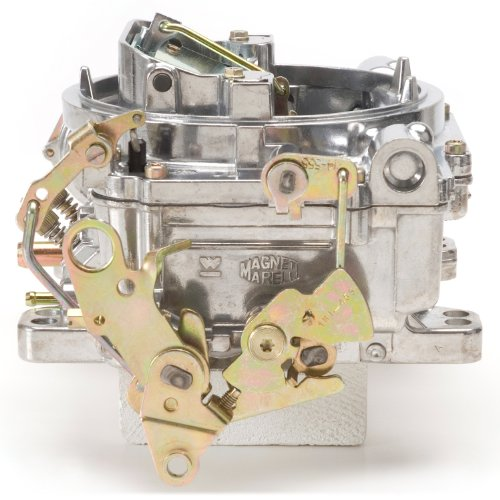 FM Square Bore 4-Barrel Air Valve Electric Choke Remanufactured Carburetor ()