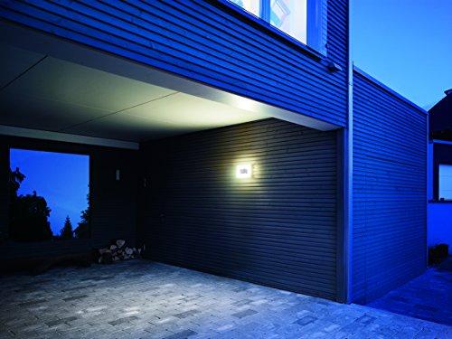 steinel led au enleuchte ln 1 led mit d mmerungsschalter led wandlampe inkl ebay. Black Bedroom Furniture Sets. Home Design Ideas