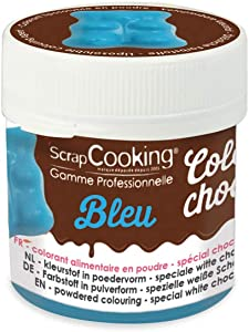 ScrapCooking Color'choco Fat-Soluble Food Coloring 5 g - Blue