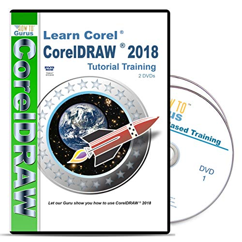 Corel CorelDRAW 2018 Tutorial Training on 2