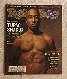 In Memorium, Tribute to/Death of Tupac Shakur