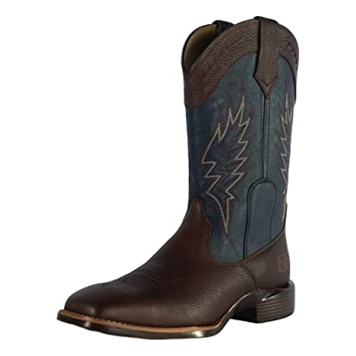 Noble Outfitters Mens All Around Square Toe: Sports & Outdoors