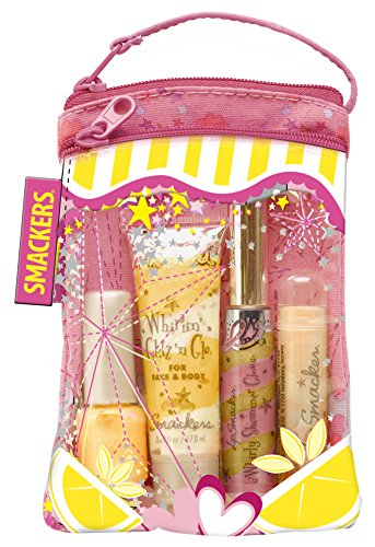 Lip Smacker Pink Lemonade Lip Balm Glam Bag, 0.205 -