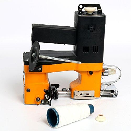 Yaetek 40V Industrial Portable Electric Bag Stitching Closer Seal Impressive Portable Industrial Sewing Machine