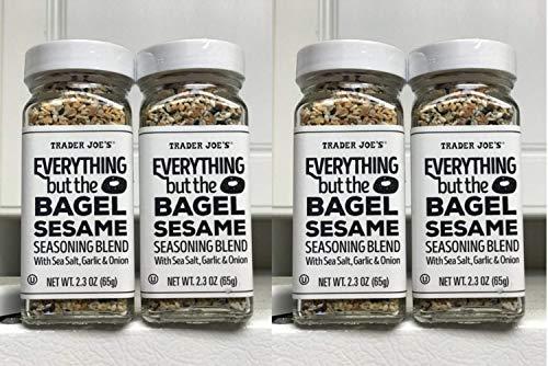 ZXCNP jREko l 621-TJ-SESAME-2 Everything but The Bagel Sesame Seasoning Blend (Pack of 4)