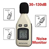 Sound Level Meter, Amgaze Portable Digital Noise