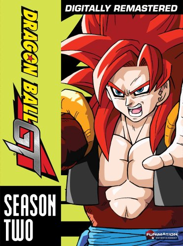 amazon co jp ドラゴンボール gt dragon ball gt season 2 dvd
