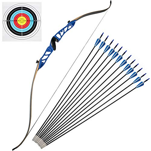 Bkisy Recurve Bow Set
