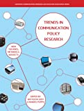 Trends in Communication Policy Research, Manuel Puppis, Natascha Just, 1841506745