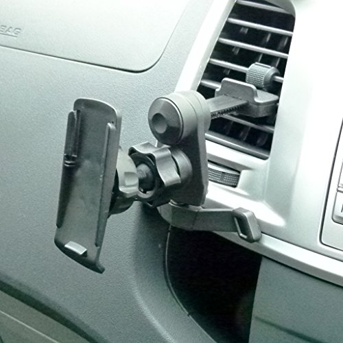 62 Vent - Easy Fit Car Air Vent Mount for Garmin GPSMAP 62 (sku 30265)