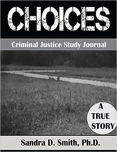 "Ebook gratis lærebok nedlasting""Choices"" a Criminal Justice Workbook 1535348739 (Norwegian Edition) PDF PDB CHM"