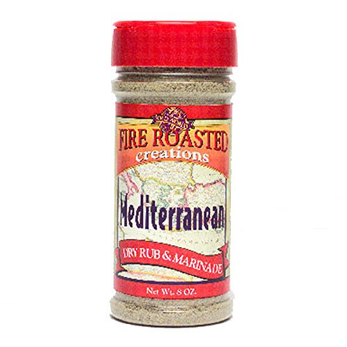 Old World Mediterranean Rub ()