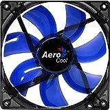 Cooler Fan 12cm Blue Led En51394 Azul Aerocool - 6V
