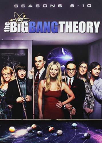 Big Bang Theory, The: Seasons 6-10 (5PK/DVD) (Big Bang Theory Season 7 Dvd)