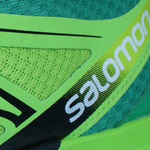 Salomon X-Scream 3D - Zapatillas para hombre Verde