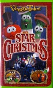 Veggietales The Star Of Christmas Vhs Amazon.com: The Star o...