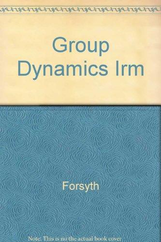 Group Dynamics Irm