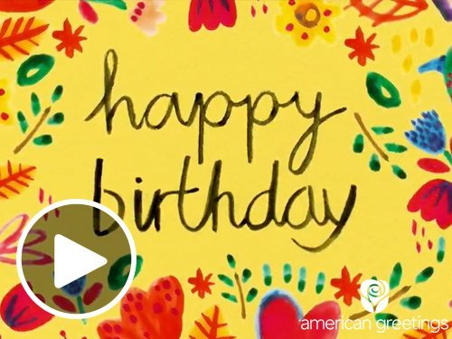 Amazon birthday gift cards butterfly birthday bookmarktalkfo Images