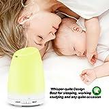 Essential Oil Diffuser, Ultrasonic Aroma Diffuser