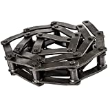 WH150 Welded Steel Mill Chain, 10FT Heat Treated For Increased Durability, Pins Riveted Brand NEW!