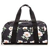Vooray Burner Sport 20'' Gym Bag with Shoe Pocket & Laundry Bag (Rose Black)