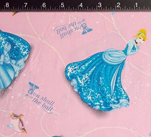 (1/2Yard - Disney Cinderella