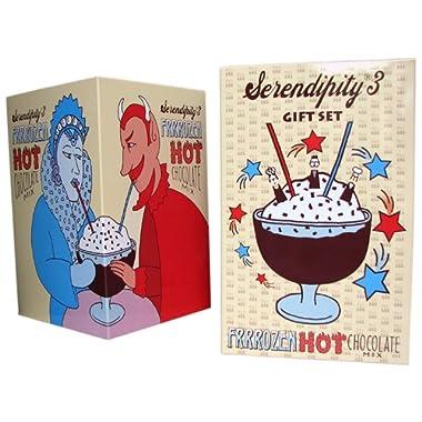 Serendipity 3 Frrrozen Hot Chocolate Mix Gift Set,