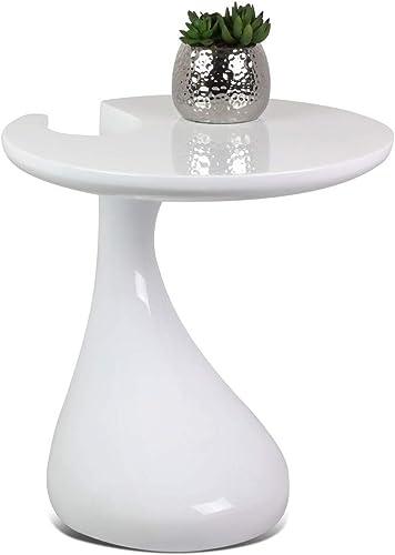 Magshion Living Room Patio Night Club Bar Cocktail Sofa Polyethylene End Table Nightstand