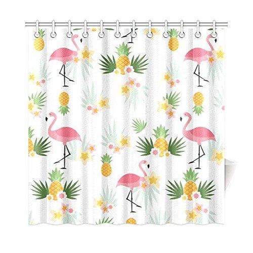 Popular Bath Contempo Spice 70 x 72 Fabric Bathroom Shower Curtain w// Valence